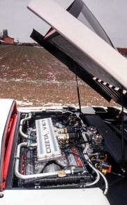 1988 Cizeta-Moroder V16T_engine bay-1