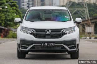 2020 Honda CR-V 1.5 TC-P 4WD facelift Malaysia_Ext-12