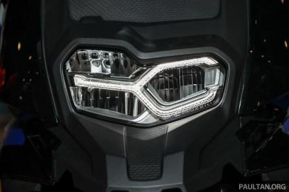 2021 BMW Motorrad C400X-8