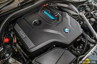 2021 G30 BMW 530e M Sport Malaysia_Ext-25