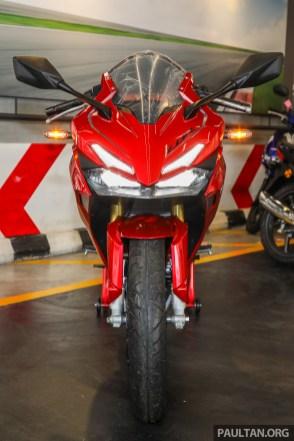 2021 Honda CBR150R Malaysia-6