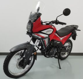 2021 Honda CRF190L Sundiro Honda China - 2