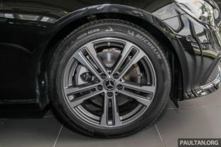 2021 W213 Mercedes-Benz E 200 Avantgarde Malaysia_Ext-14