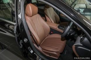 2021 W213 Mercedes-Benz E 200 Avantgarde Malaysia_Int-20-BM