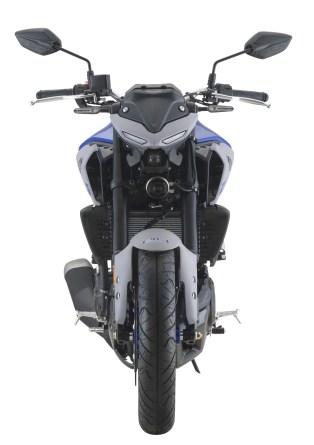 2021 Yamaha MT-25 Yamaha Blue - 4