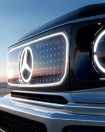 Mercedes-Benz Concept EQG-9