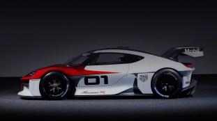Porsche Mission R-11