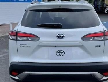 Toyota Corolla Cross JDM leak (4)