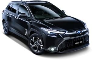 Toyota Corolla Cross Modellista_Garnish Style-1
