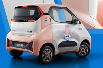 Wuling Nano EV China-5