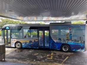Sabah electric bus pilot announcement (2)