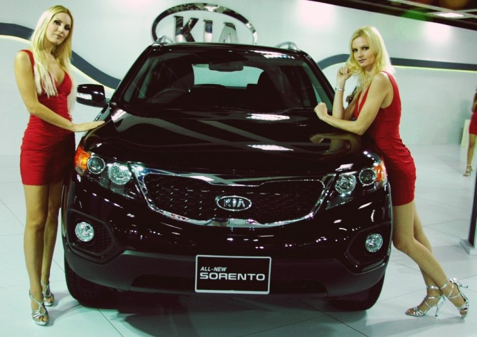 Kia Sorento on Ridin'Girls Blog