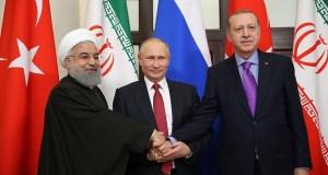Rouhani Putin Erdogan