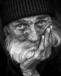 homeless eyes