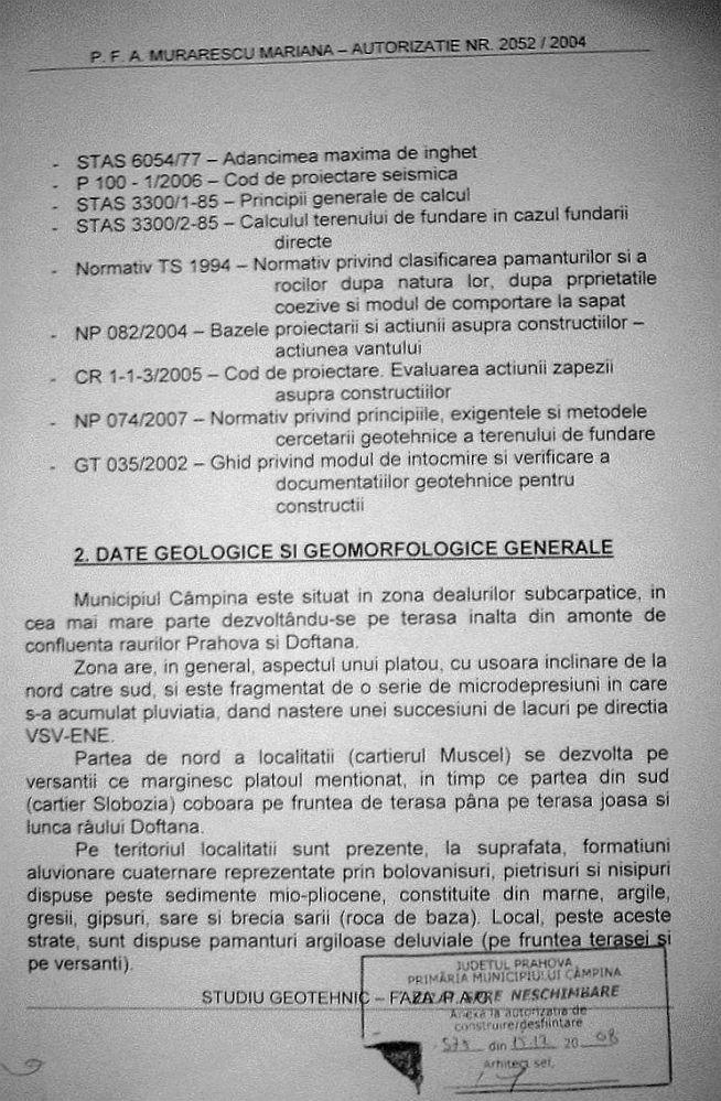 """Construirea unei anexe de lemn (sau cât de departe pot ajunge aberaţiile """"legale"""" în România, în domeniul construcţiilor) (3/3)"""