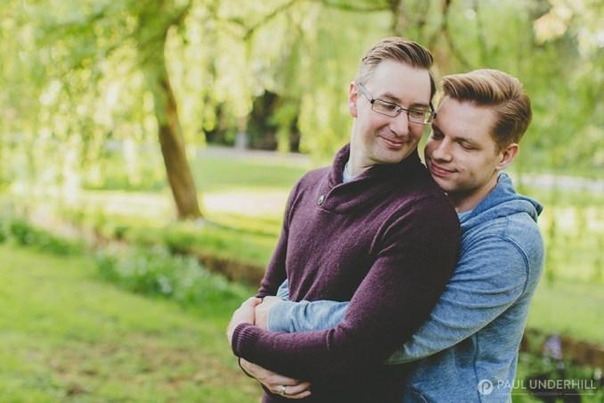Gay wedding photographers | Steve+Adam's pre wedding shoot