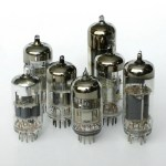 vacuum tubes predated the computer chip and transistor