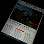 Product Review: Australian Financial Review iPad app