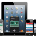 Apple has a new iOS6 for ipad and iPhone