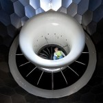 General Electric GEnx jet engine is social media enabled