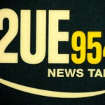 Standing in for Trevor Long – Updates for 2UE listeners