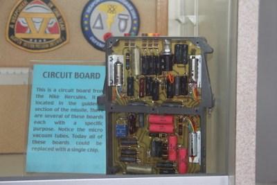 SF-88_Nike_Hercules_Missile_Computer_Circuit_Board