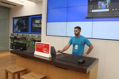 Welcome to the Microsoft Store Answers Desk