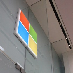 Creating a retail community – A tour of Microsoft's Sydney flagship store