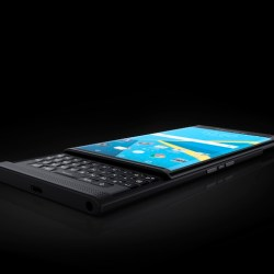 BlackBerry and the transition effect