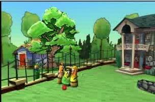 veggie-gated-community
