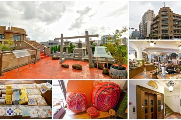 台南中西區景點 林百貨 逛街去~藏著神社的老百貨重現風華