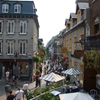 First Impressions of Quebec- A French Experience in Canada