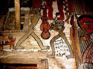 """Addis Ababa is home to a 3.2 million-year-old fossilized skeleton called """"Lucy"""" (Ethiopians call her """"Dinkinesh"""") discovered at Hadar in the Awash valley of Ethiopia's Afar Depression in 1974."""