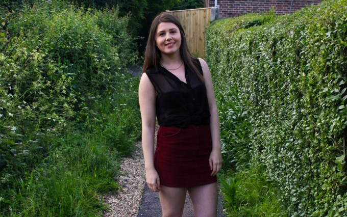 Forever Styling - Charity Shop Outfit 4