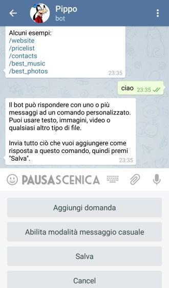 PippoPlutoPaperino - Comandi 2