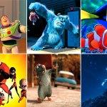 El universo de Pixar unido por Easter Eggs