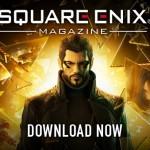 Square-Enix lanza su propia revista