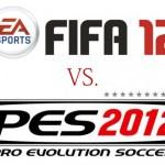 GamesCom 2011 – «FIFA 12 vs PES 2012» Novedades sobre el campo de juego