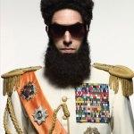 Primera imagen de The Dictator, próxima pelicula de Sacha Baron Cohen