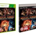 Warner Bros anuncia oficialmente 'Mortal Kombat Komplete Edition' y le pone fecha de lanzamiento