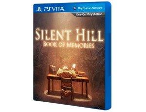 Silent Hill Book of Memories Ps Vita