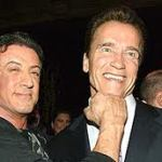 Schwarzenegger  y Stallone juntos en 'The Tomb'