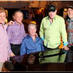 The Beach Boys pasarán por España en concierto en el mes de julio