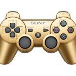 Sony presenta una nueva versión del Dual Shock 3 en color Oro