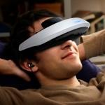 Sony presenta un casco de 3D personal y lo lanzará este año