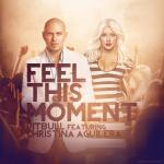 Pitbull y Christina Aguilera colaboran en 'Feel This Moment'