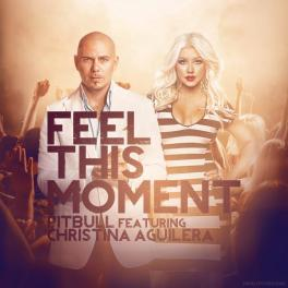 Pitbull-Christina-Feel-This-Moment