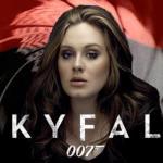 Adele estrena 'Skyfall' el tema de la próxima película de 007 cuando se cumplen hoy 50 años del personaje