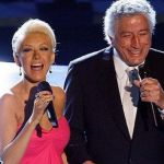 Tony Bennett estrena 'Steppin' Out With My Baby' junto a Christina Aguilera