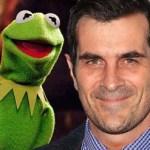 Walt Disney Pictures confirma que Ty Burrell será el villano en 'Los Muppets 2'